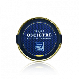 Box of Oscietre caviar